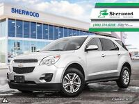 2015 Chevrolet Equinox LT Only 9,000KMS!!
