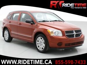 2010 Dodge Caliber SXT - Automatic, Alloy Wheels