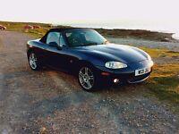 Mazda MX-5 1.8i Sport 2004 MK 2.5