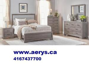 WHOLESALE FURNITURE WAREHOUSE LOWEST PRICE GUARANTEED WWW.AERYS.CA only BED STARTS FROM $129