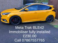 META BLE42 Bluetooth id tag immobiliser