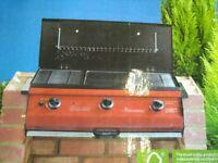 3 Burner Build in Gas BBQ