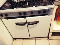 6 hob cooker