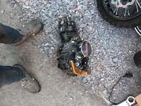 125cc pitbike engine