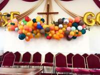 Balloon decor garland party wedding kids party decorators
