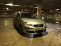 VOLKSWAGEN POLO-LOW MILEAGE