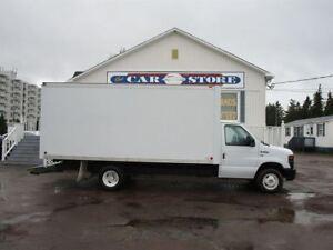 2012 Ford E-350 E-350 ECONOLINE 16 FT BOX TRUCK!! 5.4 V8!! AC!!