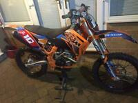 SXF KTM 250 2010 bike for sale