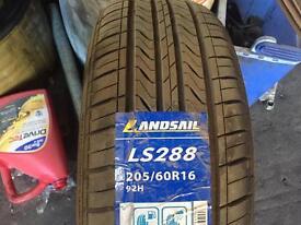 TYRE 205 60 16 brand new tyre