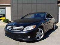 2009 Mercedes-Benz CL-Class 4-MATIC/AMG SPORT/NIGHT VISION/PREMI