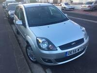 Ford Fiesta 1.4 Petrol 5Dr 2007 Leather Interior