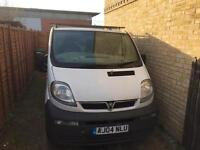 Vauxhall Vivaro van spares and repairs
