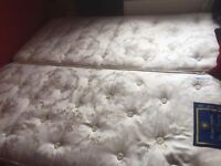 Kingsize Divan Bed For Sell with Mattress **Collection Only**