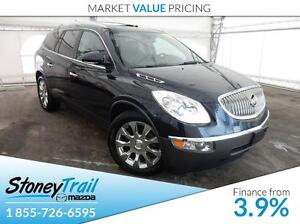 2011 Buick Enclave CXL AWD - NAVIGATION! LEATHER! ACCIDENT FREE!