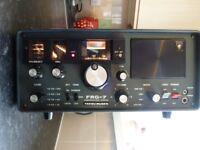 YAESU FRG-7 COMMUNICATIONS RECEIVER..