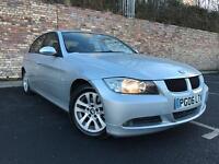 BMW 320D 5 DOOR FULL SERVICE HISTORY LONG MOT [not c class a4 golf focus bmw 5 a3]