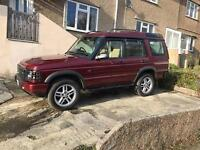 Landrover Discovery 2. 2004 2.5 TD5 Landmark Edition 5dr (7 Seats)