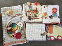 Jamboree Mamas and Papas Nursery set