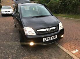 2009 Vauxhall Meriva 1.8 i 16v Design Easytronic 5dr (a/c) Automatic @07445775115@