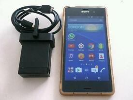 Sony Xperia Z3 16gb (EE) 4G 4K UHD Virgin Asda BT Mobile Network