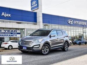 2016 Hyundai Santa Fe Sport *2.4 Premium AWD Heated Seats Dual Z