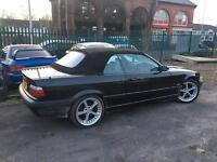 Bmw 318 e36 convertible breaking for parts all parts available