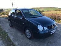 VOLKSWAGEN POLO S 1.2 GREEN 3DR 2003