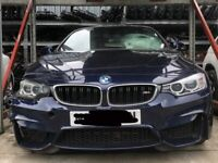 BMW F83 M4 CONVERTIBLE S55B30 ENGINE, GS7-D36SG GEARBOX BREAKING FOR PARTS