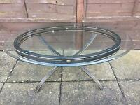 Glass Coffee Table ( Can Deliver )