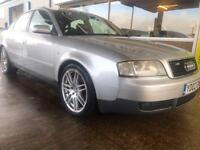 AUDI A6 1.9 Tdi 12 MONTHS MOT FULL SERVICE HISTORY (TIMING BELT CHANGED) FULL LEATHER INTERIOR