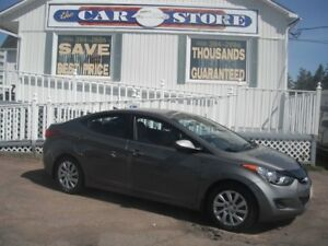2013 Hyundai Elantra HEATED SEATS BLUETOOTH VOICE ASSIST