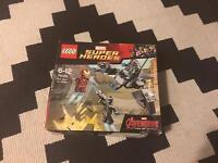 Lego avengers super hero set