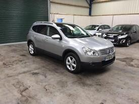 2009 Nissan qashqai tekna + 2 dci 4x4 7 seater guaranteed cheapest in country