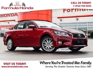2013 Lexus GS 350 ALL WHEEL DRIVE | NAVIGATION | JUST REDUCED!