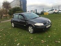 2004 Renault Megane 1.5 dci 99k £30 a year tax 8 months mot