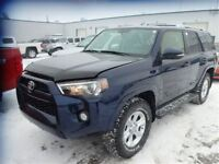2014 Toyota 4Runner SR5 PREMIUM 4X4 LEATHER SUNROOF 7 PASS  COMI