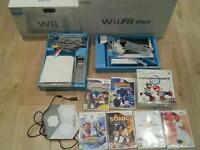 Nintendo wii complete console with xtras
