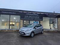 FORD FIESTA 125 EDGE/CLEAN EXAMPLE/LOW INSURANCE GROUP
