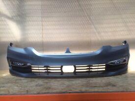 Orginal Front Bumper BMW 5 G30 G31 Bluestone C2Y