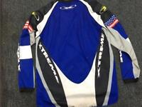 Xtreme Motorcross Top in very good used condition size XL