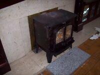 hunter 5 multifuel stove