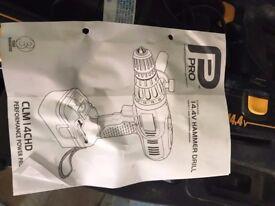 Cordless Pro 14.4V Hammer Drill
