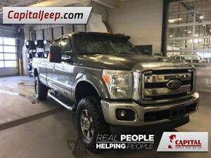 2011 Ford F-350 | Lariat | Crew Cab | Leather | Super Duty |