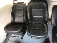 Hyundai i30 2007 leather interior for sale £250