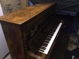 Vintage Weber upright Piano Perfect condition