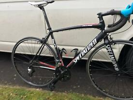 Specialised allez road bike £330