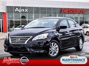 2015 Nissan Sentra 1.8 SV*Low Kms*Accident Free*