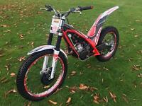 Gasgas txt pro 300 gas gas not sherco ossa beta trials bike