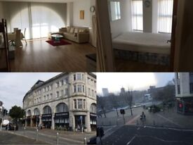 One-bed flat in Castle Buildings to rent. £595pcm water inclusive. Available immediately