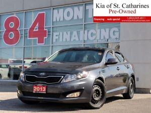 2013 Kia Optima EX+ Turbo | Panoramic Sunroof | Climate Control